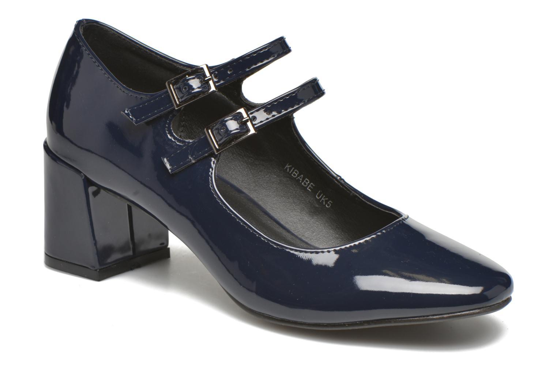 Pumps I Love Shoes KIBABE Blauw detail