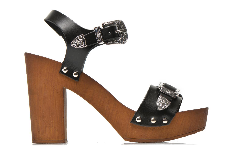 Sandaler Made by SARENZA Discow Girl #10 Svart detaljerad bild på paret