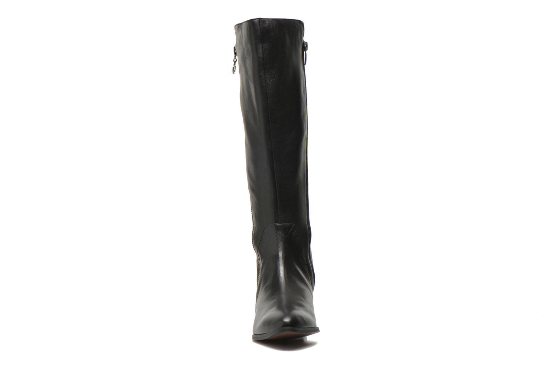 Bottes Karston Hepic Noir vue portées chaussures