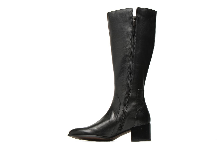 Stiefel Karston Hepic schwarz ansicht von vorne