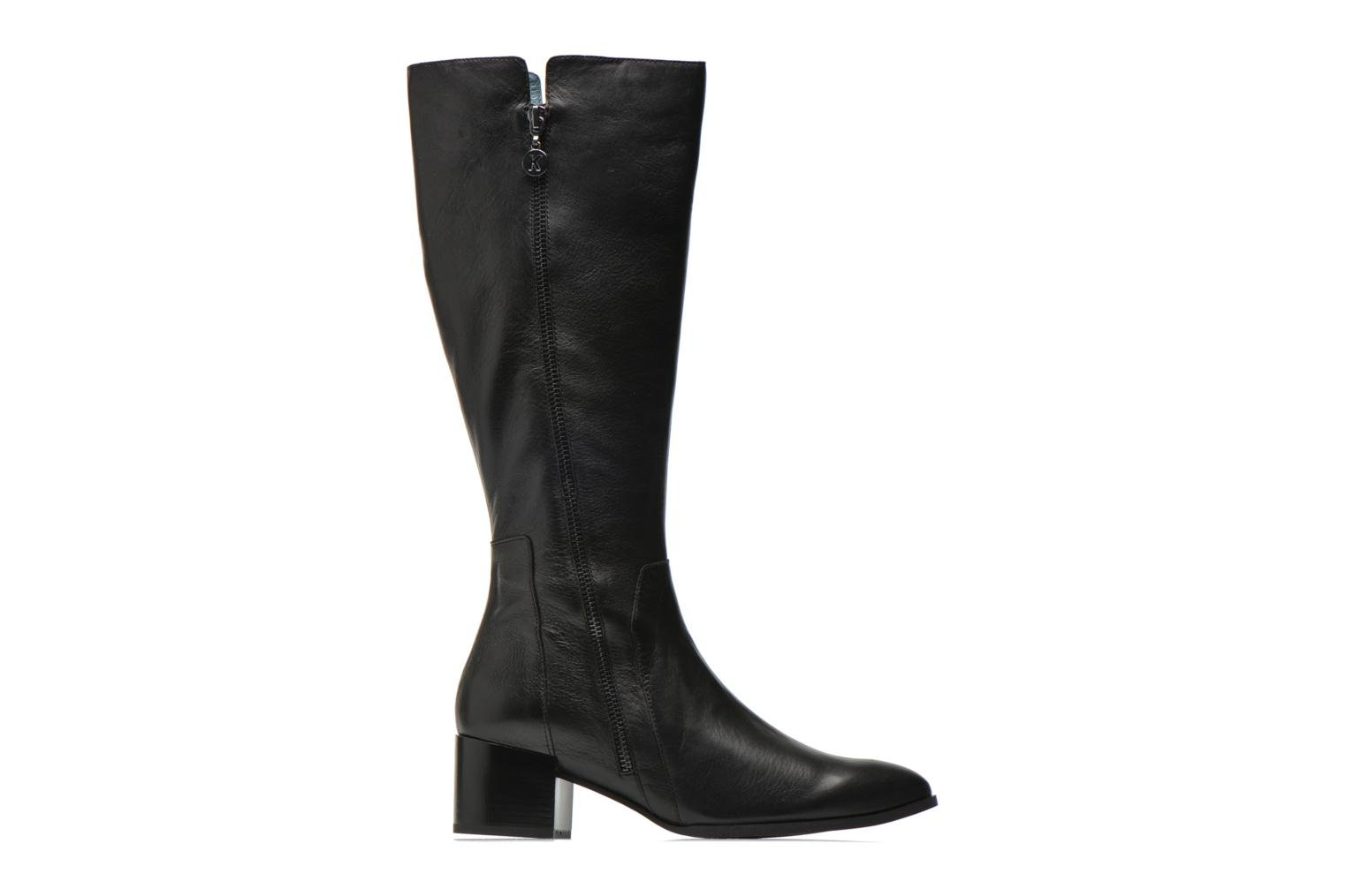 Boots & wellies Karston Hepic Black back view
