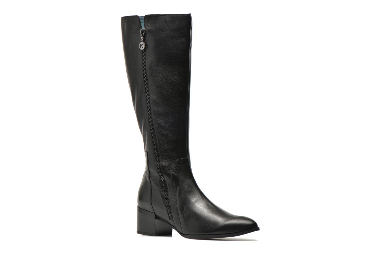 Stiefel Karston Hepic schwarz detaillierte ansicht/modell