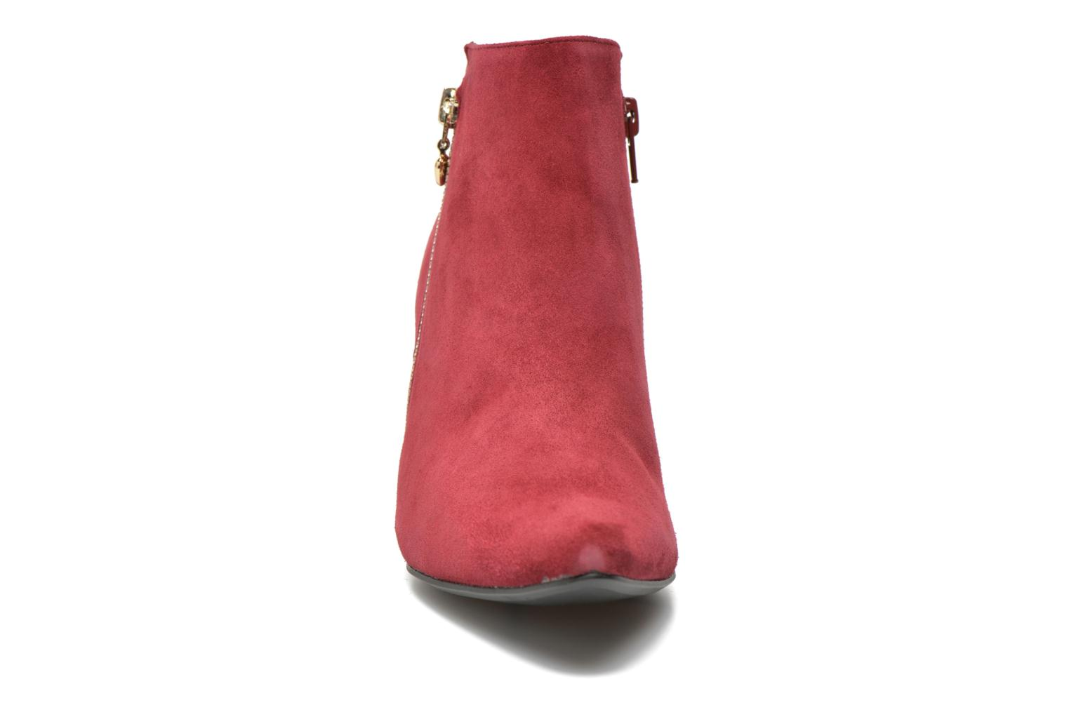 Ankle boots Sweet Glizolo Burgundy model view