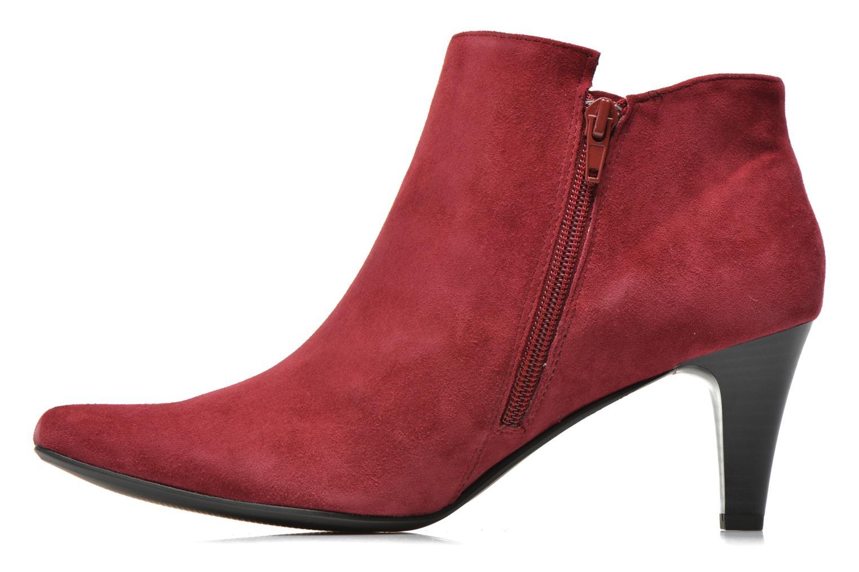 Bottines et boots Sweet Glizolo Bordeaux vue face