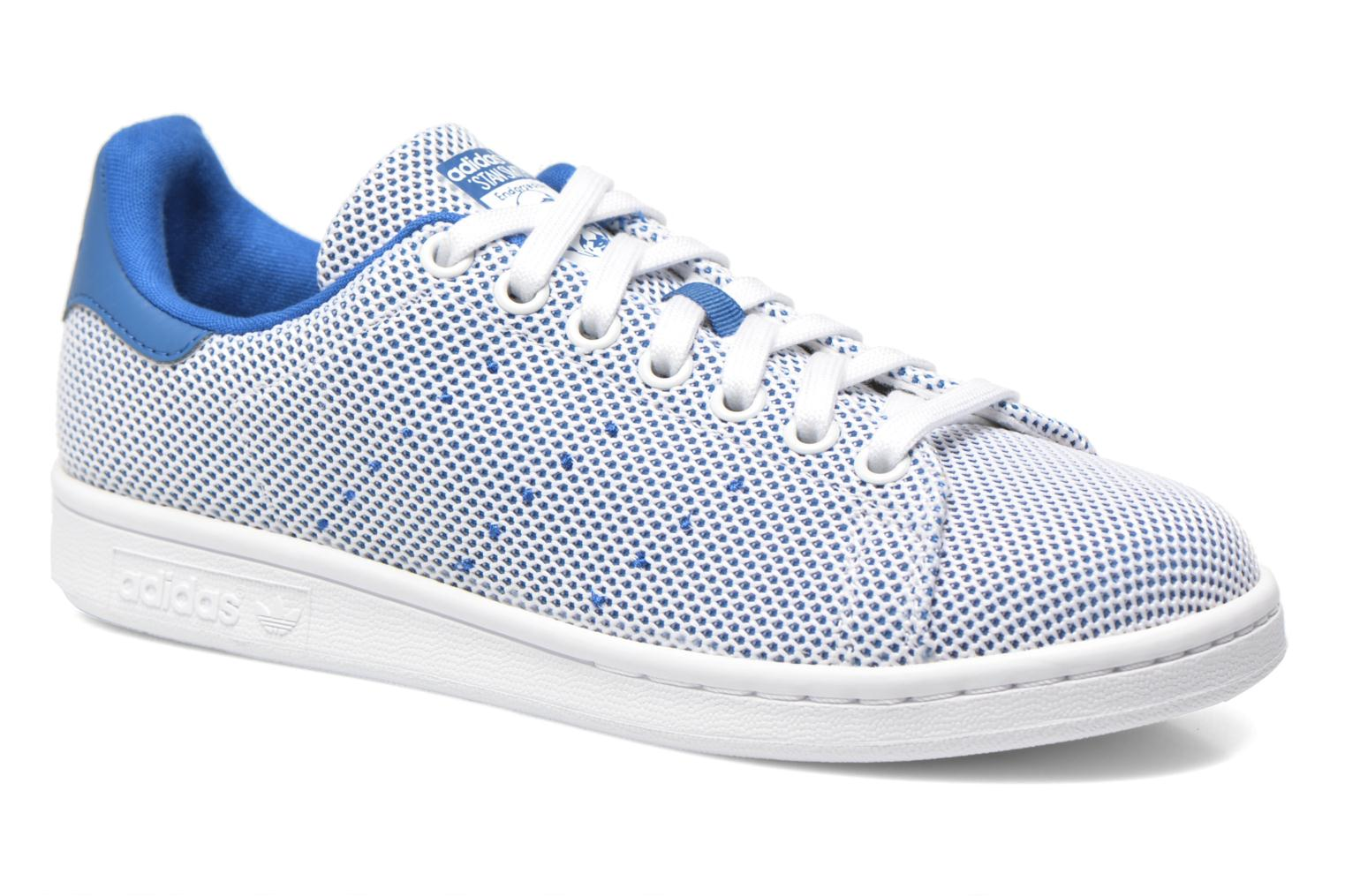 Trainers Adidas Originals Stan Smith Adicolor W Blue detailed view/ Pair  view