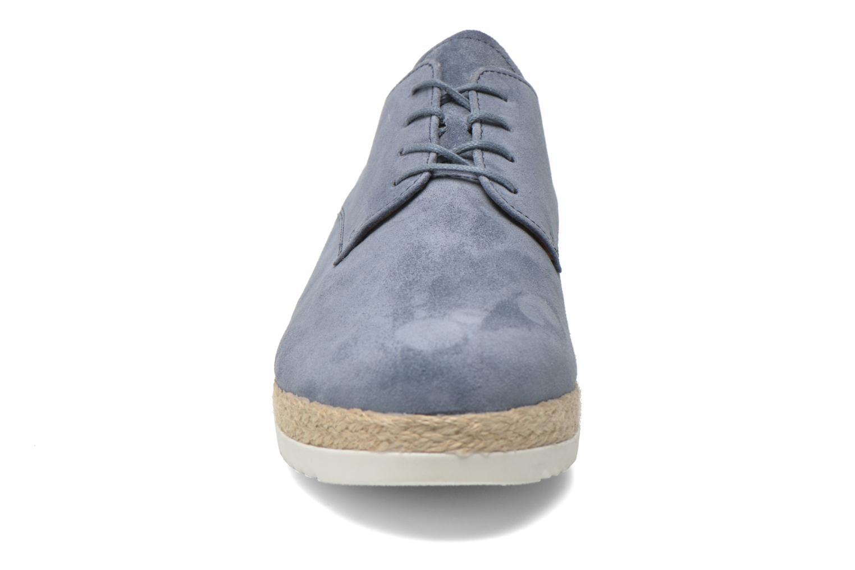 Zapatos con cordones Gabor Lilo Azul vista del modelo