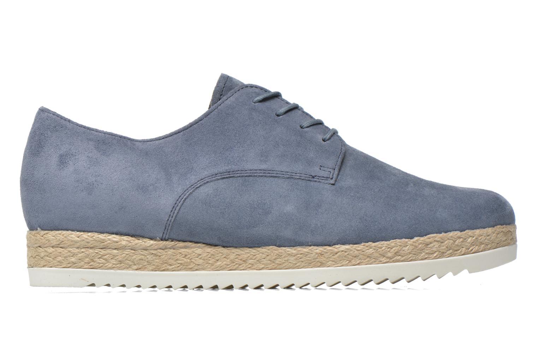 Zapatos con cordones Gabor Lilo Azul vistra trasera