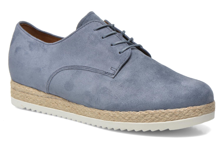 Chaussures à lacets Gabor Lilo Bleu vue détail/paire