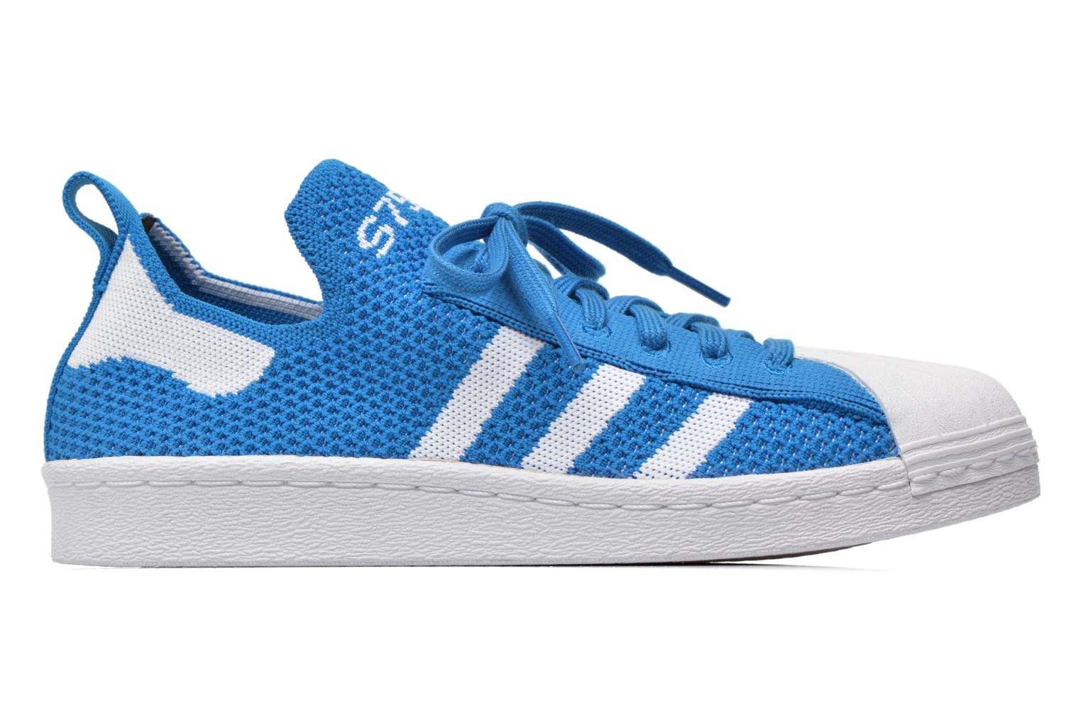 Trainers Adidas Originals Superstar 80S PK W Blue back view