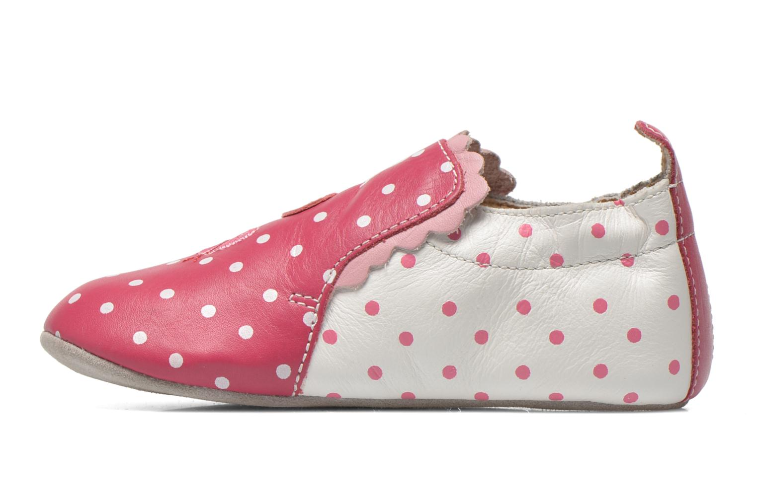 Slippers Catimini Caro Pink front view