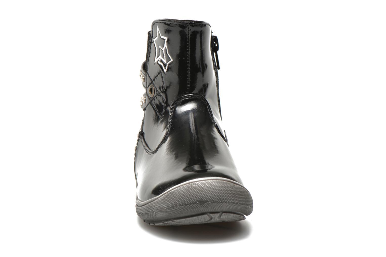 Bottines et boots Bopy Nacaki Kouki Noir vue portées chaussures