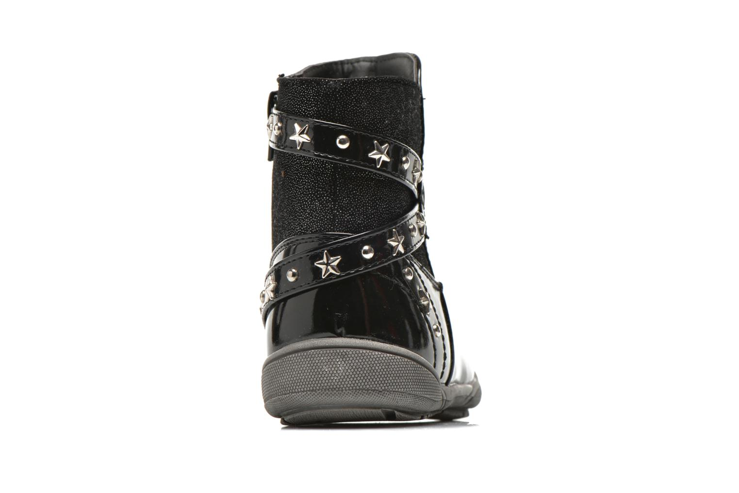 Ankle boots Bopy Nacaki Kouki Black view from the right