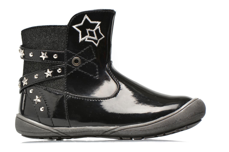 Ankle boots Bopy Nacaki Kouki Black back view