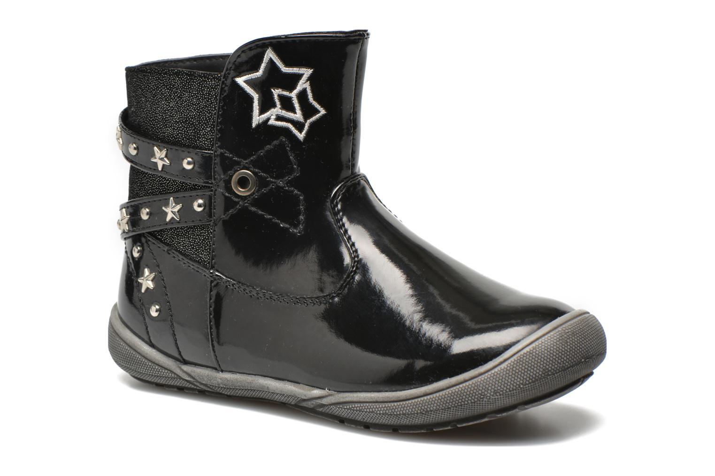 Ankle boots Bopy Nacaki Kouki Black detailed view/ Pair view