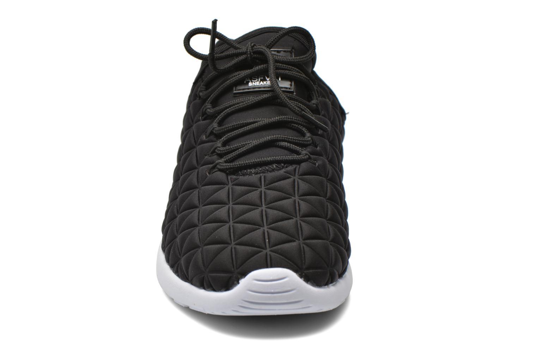 Baskets Asfvlt Speed Socks Noir vue portées chaussures