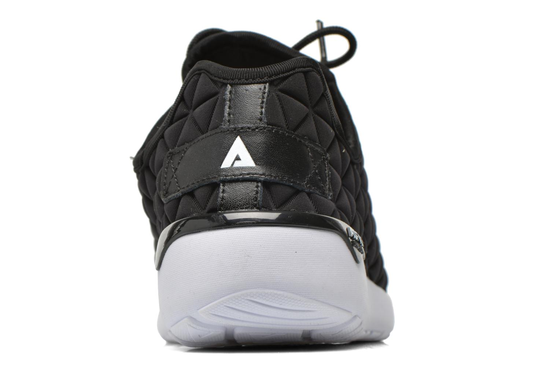 Sneaker Asfvlt Speed Socks schwarz ansicht von rechts