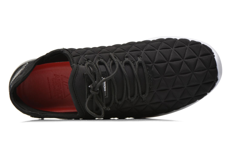Baskets Asfvlt Speed Socks Noir vue gauche