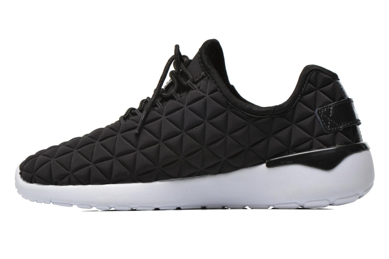 Sneakers Asfvlt Speed Socks W Zwart voorkant