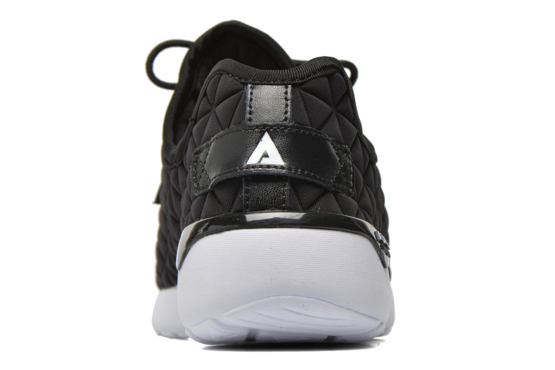 Baskets Asfvlt Speed Socks W Noir vue droite