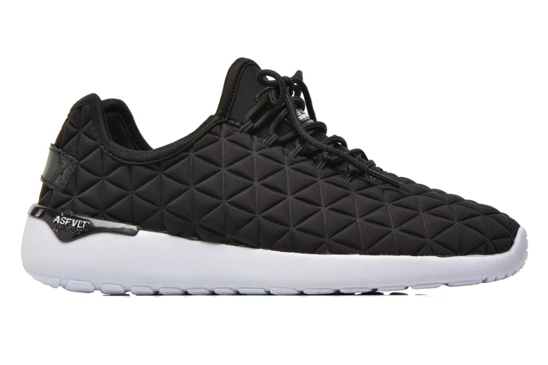 Sneakers Asfvlt Speed Socks W Zwart achterkant