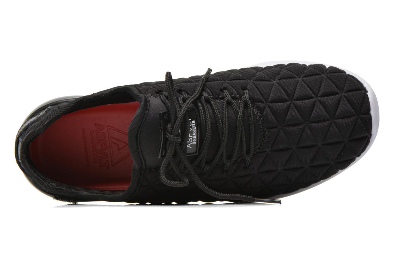Sneakers Asfvlt Speed Socks W Nero immagine sinistra