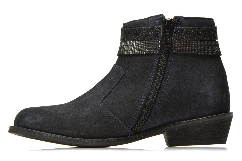 Stivaletti e tronchetti I Love Shoes KEPHYRS Leather Azzurro immagine frontale