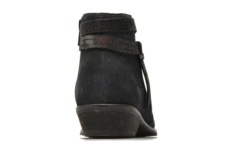 Stivaletti e tronchetti I Love Shoes KEPHYRS Leather Azzurro immagine destra