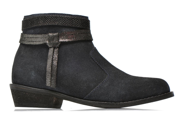 Stivaletti e tronchetti I Love Shoes KEPHYRS Leather Azzurro immagine posteriore