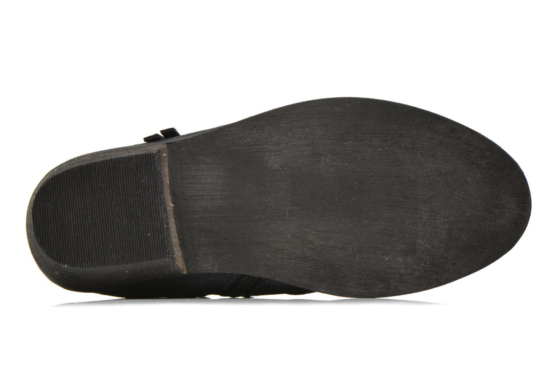 Botines  I Love Shoes KEPHYRS Leather Azul vista de arriba