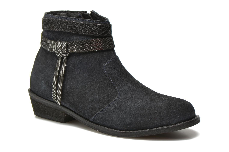 Botines  I Love Shoes KEPHYRS Leather Azul vista de detalle / par