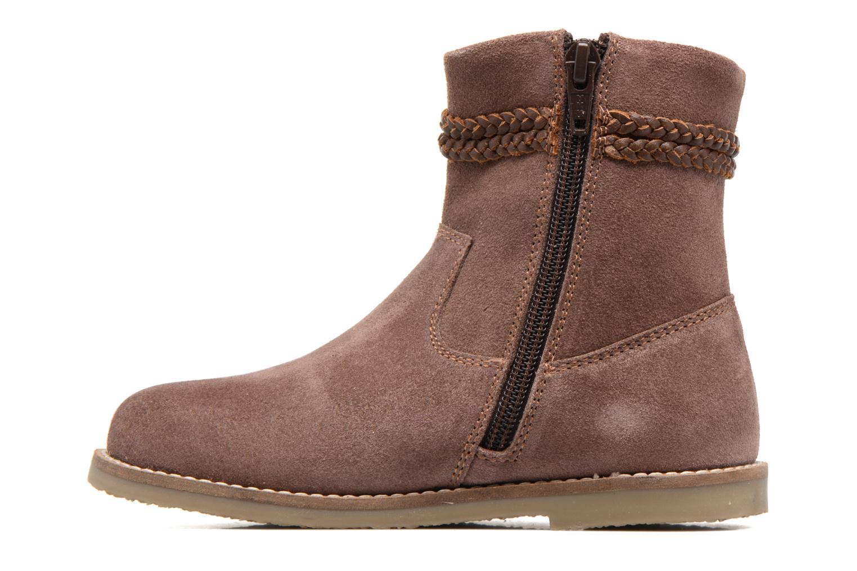 Boots I Love Shoes KERRIES Leather Rosa bild från framsidan