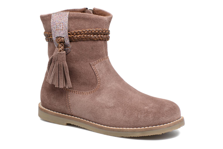 Boots I Love Shoes KERRIES Leather Rosa detaljerad bild på paret