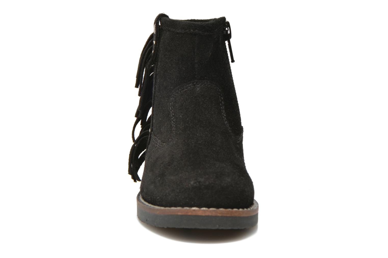 Bottines et boots I Love Shoes KERABAU Leather Noir vue portées chaussures