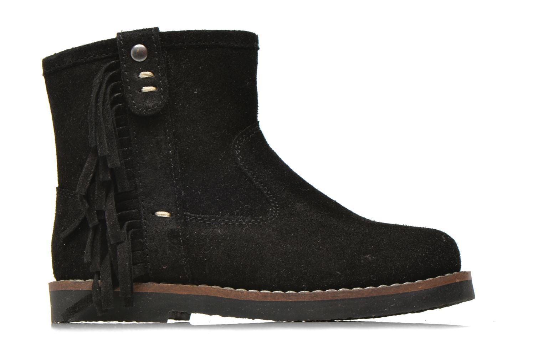 Bottines et boots I Love Shoes KERABAU Leather Noir vue derrière