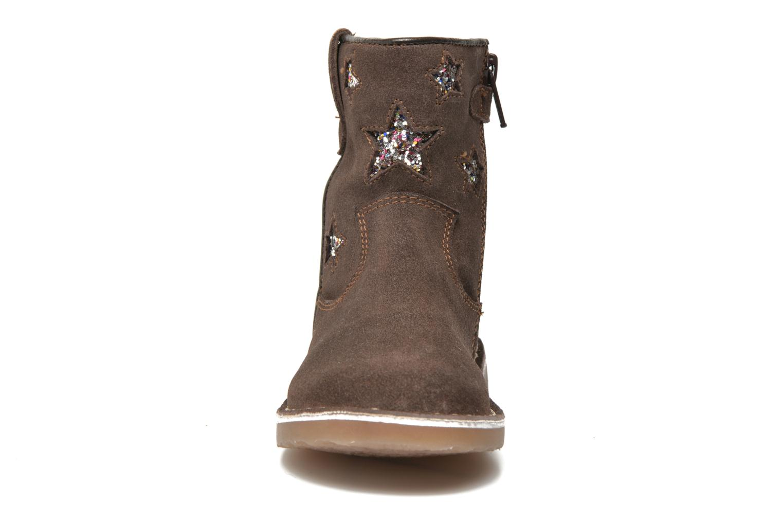 Stiefeletten & Boots I Love Shoes KETMIES Leather braun schuhe getragen