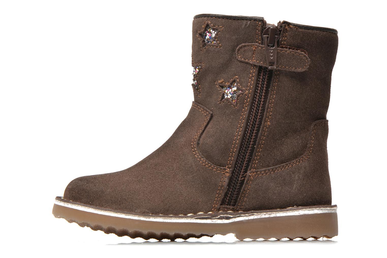 Boots I Love Shoes KETMIES Leather Brun bild från framsidan