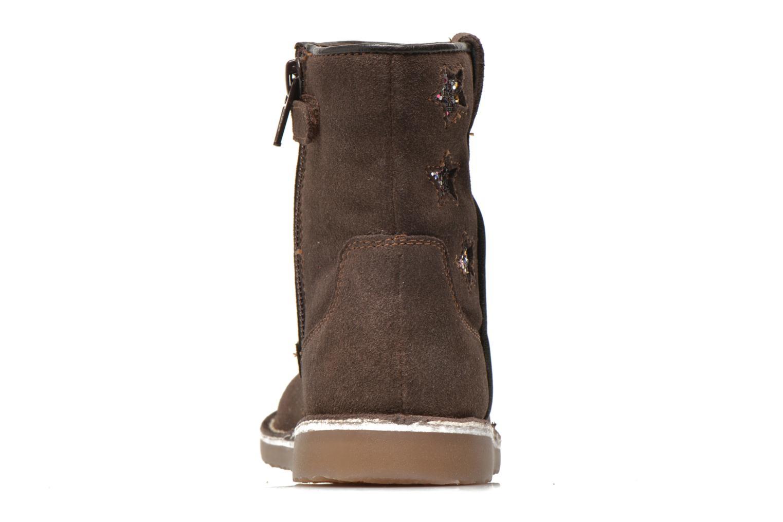 Boots I Love Shoes KETMIES Leather Brun Bild från höger sidan