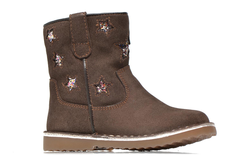 Boots I Love Shoes KETMIES Leather Brun bild från baksidan
