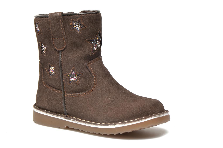 Boots I Love Shoes KETMIES Leather Brun detaljerad bild på paret