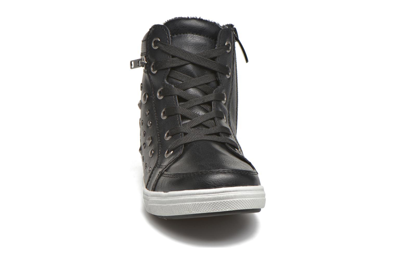 Baskets I Love Shoes SUSKAT Noir vue portées chaussures
