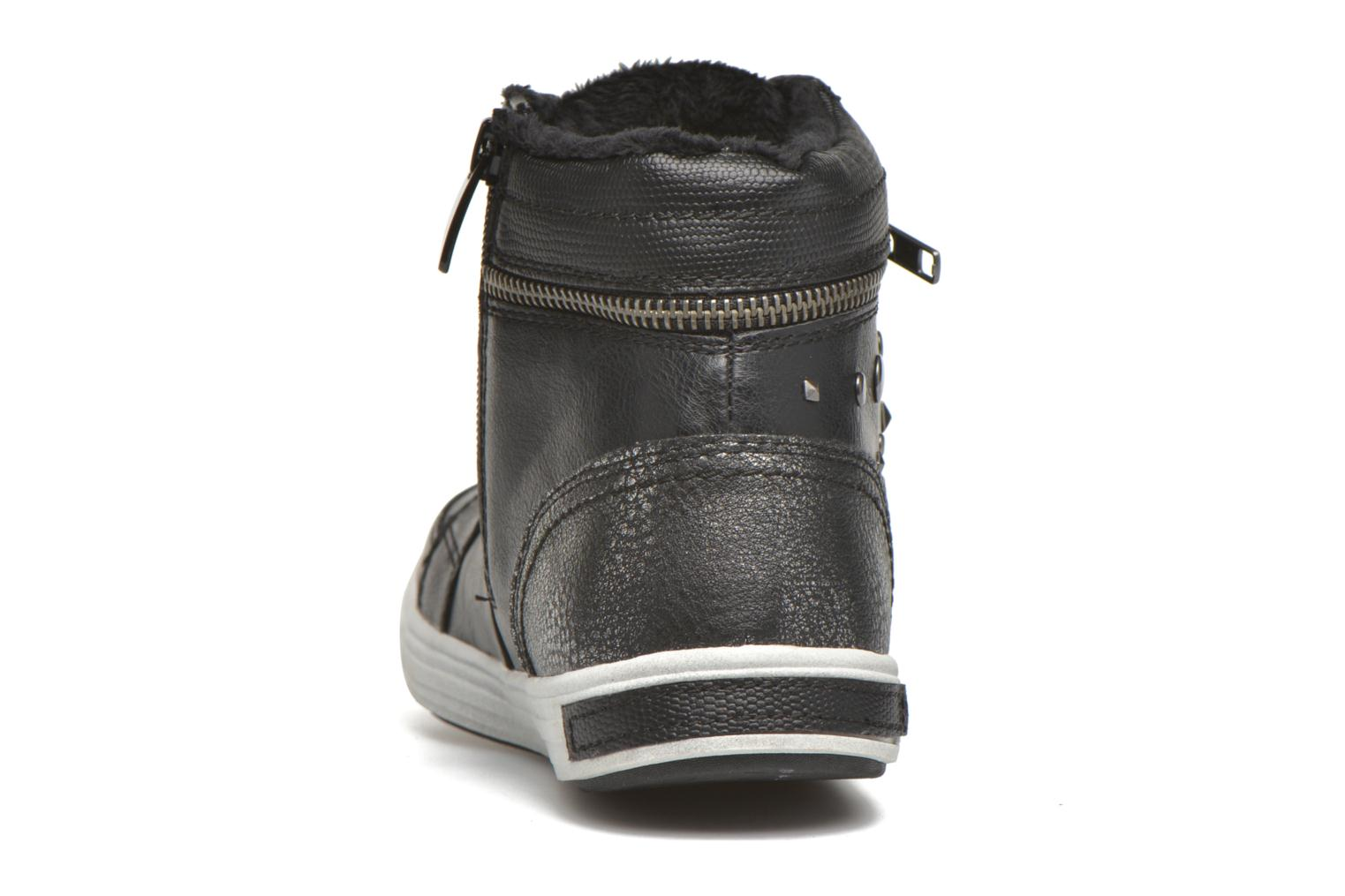 Trainers I Love Shoes SUSKAT Black view from the right