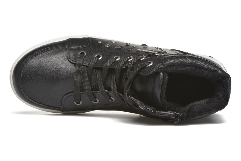 Sneaker I Love Shoes SUSKAT schwarz ansicht von links