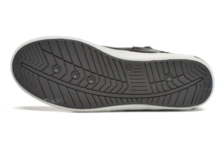 Sneaker I Love Shoes SUSKAT schwarz ansicht von oben