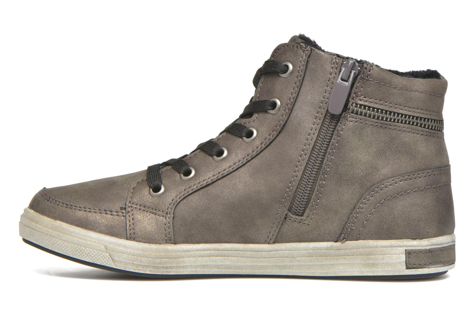 Deportivas I Love Shoes SUSKAT Gris vista de frente