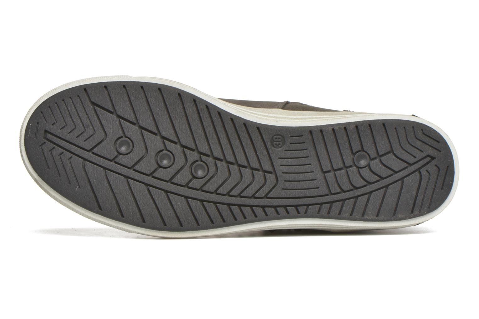 Deportivas I Love Shoes SUSKAT Gris vista de arriba