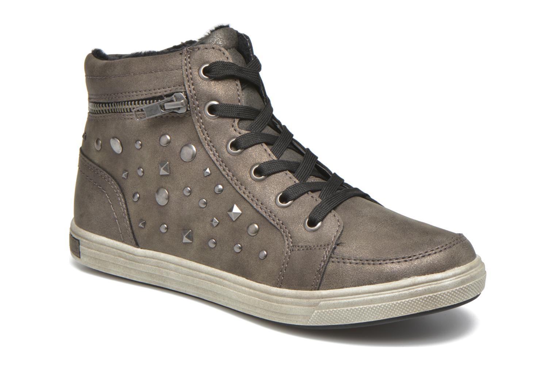 Marques Chaussure femme I Love Shoes femme SUSKAT coal