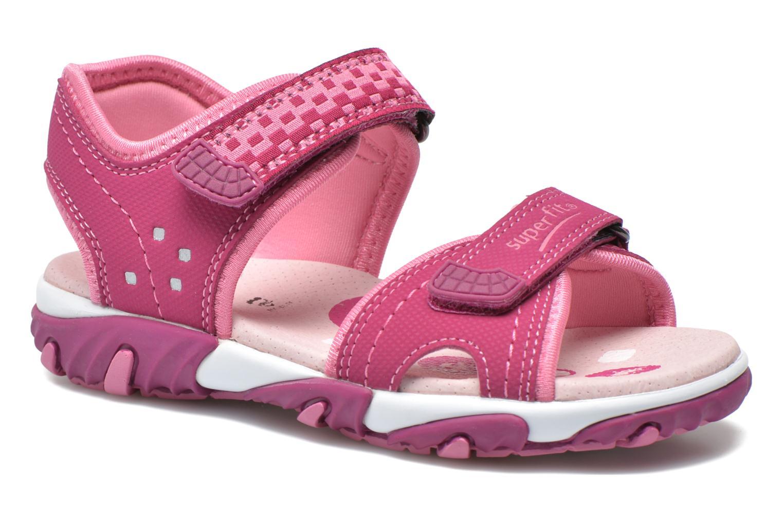 Sandales et nu-pieds Superfit Mike Rose vue détail/paire