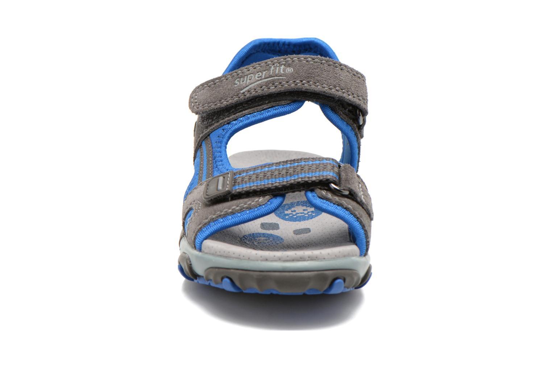 Sandales et nu-pieds Superfit Mike 2 Bleu vue portées chaussures