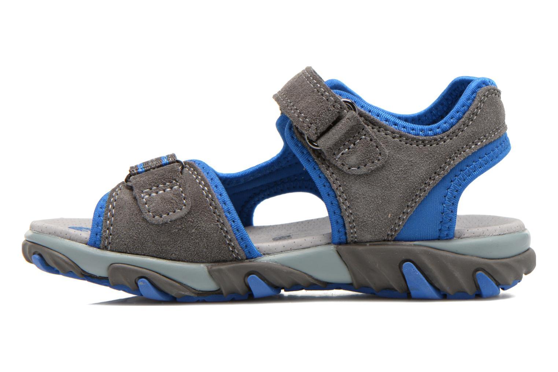 Sandales et nu-pieds Superfit Mike 2 Bleu vue face