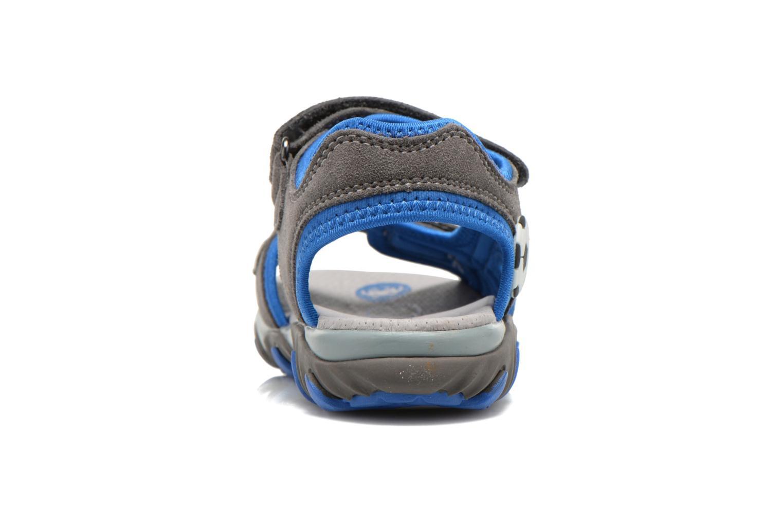 Sandales et nu-pieds Superfit Mike 2 Bleu vue droite